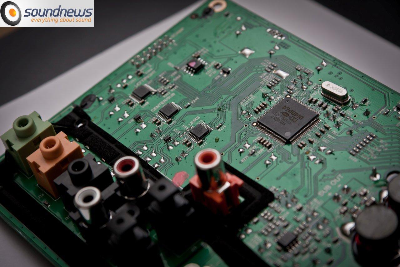 Logitech Z906 Review English Version Sound News Z 2300 Circuit Diagram Testing