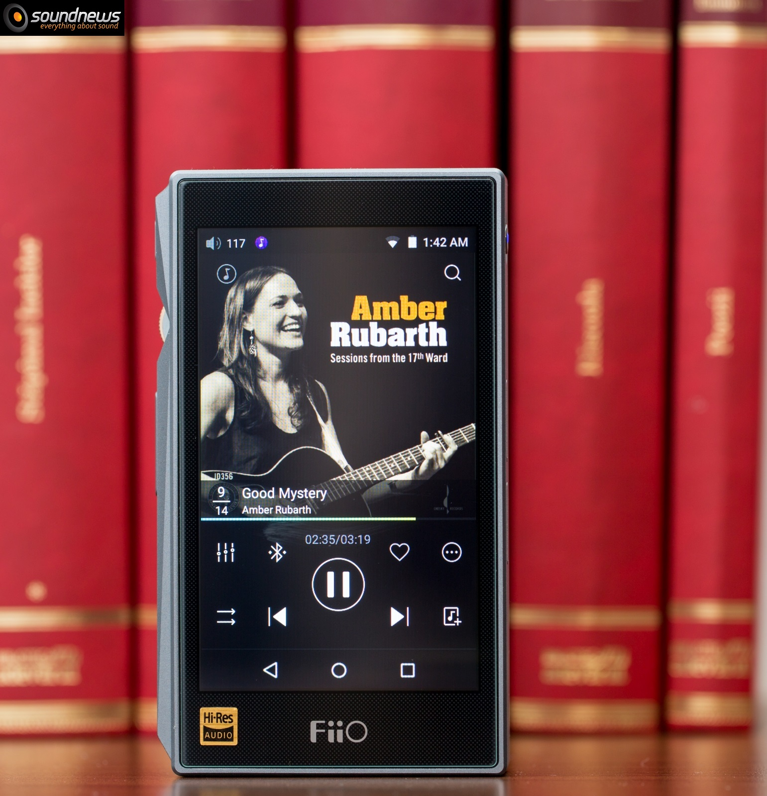 Newest X5 III – the best FiiO?-FiiO---BORN FOR MUSIC